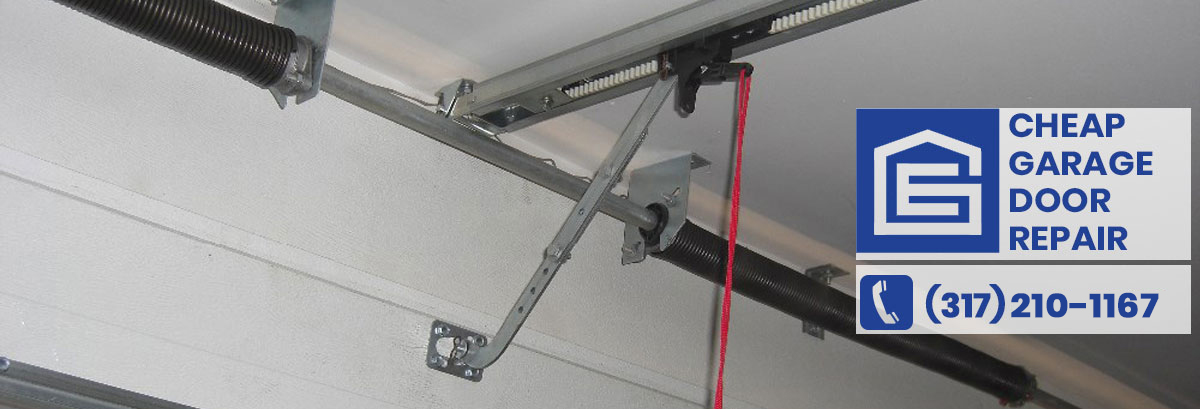 Cheap Garage Door Repair - 24Hrs Emergency Indianapolis IN
